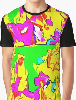 Abstract X2-06 Graphic T-Shirt