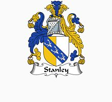 Stanley Coat of Arms / Stanley Family Crest Unisex T-Shirt