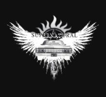Supernatural Style Theme by ratherkool
