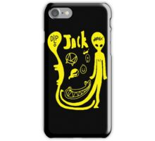 JACK Ü LOGO FANART iPhone Case/Skin