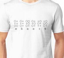 S I G N   W H I T E Unisex T-Shirt