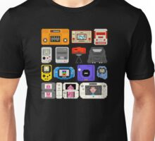 All The Nintendo Bits! Unisex T-Shirt