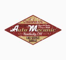 Callahan's Auto Mechanic Kids Tee