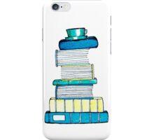 Tulips & Books iPhone Case/Skin