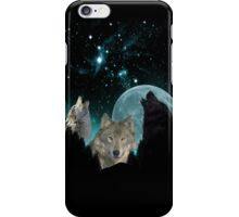Wolves Mystic MidNight iPhone Case/Skin