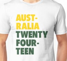 EverySaturday Supporting the Socceroos Unisex T-Shirt