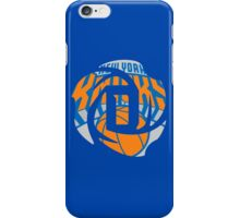 D Rose Knicks iPhone Case/Skin