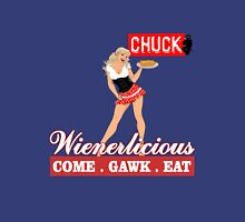 Wienerlicious Sarah Chuck TV T-Shirt