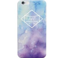 watercolour pastel tumblr background product iPhone Case/Skin