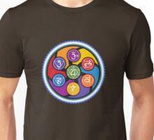 Chakra Circle Unisex T-Shirt