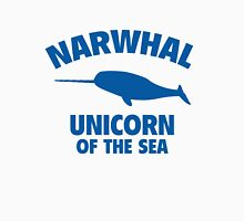 Narwhal Unicorn Of The Sea Unisex T-Shirt