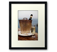 Alfresco Framed Print