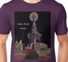 Space Needle, Seattle,Washington, USA Unisex T-Shirt