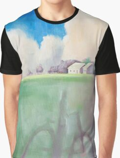 Summer Day Graphic T-Shirt