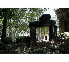 Hidden Jungles of Angkor Photographic Print