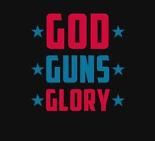 God Guns Glory, Proud To Be American, US Independence Day 4th Of July T-Shirt Unisex T-Shirt