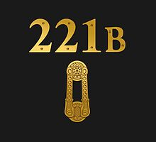 """Sherlock Holmes """"221B"""" by vertigocreative"""