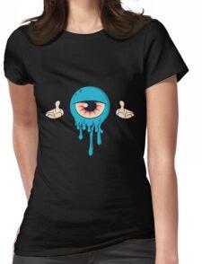 T-shirt Monster Womens Fitted T-Shirt