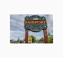 Welcome to Fairport! Unisex T-Shirt