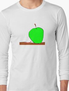 bite off more than one can chew Long Sleeve T-Shirt