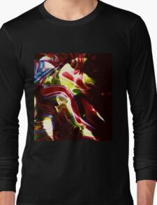 Ribbon Long Sleeve T-Shirt