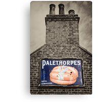 Palethorpes  Canvas Print