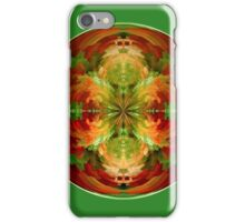 Amazed on Green iPhone Case/Skin