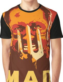 Max Rockatansky MAD (furycolor 2) Graphic T-Shirt