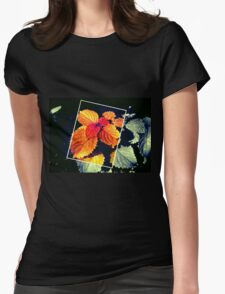 Singled Out Womens Fitted T-Shirt