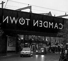 B&W - Camden 2013 by Andrew Thompson