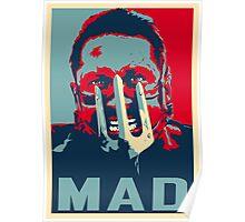 MAX ROCKATANSKY MAD Poster