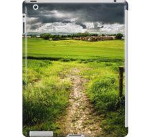 Weak Barrier iPad Case/Skin