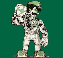 Yakuza Luigi Unisex T-Shirt