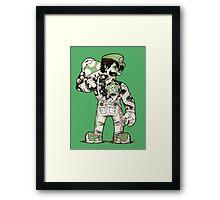 Yakuza Luigi Framed Print