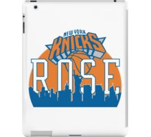 welcome NYC Derrick Rose iPad Case/Skin