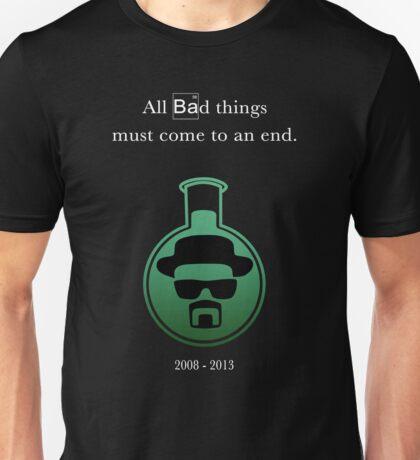 Breaking Bad - In Memoriam (Green Logo) Unisex T-Shirt