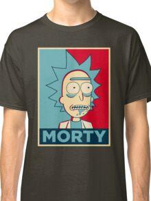 RICK SANCHEZ MORTY Classic T-Shirt