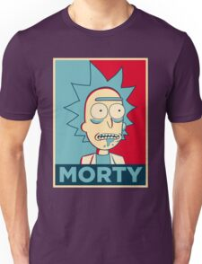 RICK SANCHEZ MORTY Unisex T-Shirt