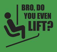 Bro, Do You Even Lift? Kids Clothes