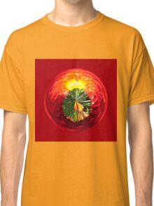 Fire Globe Classic T-Shirt