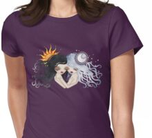 Emma & Gemma (Gemini) ~ Zodiac Series  Womens Fitted T-Shirt