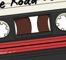 The Road So Far Sticker