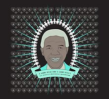Tata Madiba - A Good Heart by catherine bosman