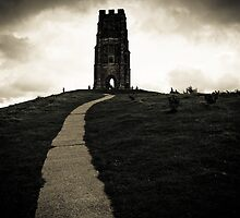 Dark Tor - Gothic Glastonbury by Mark Tisdale