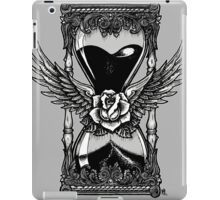 Neotraditional Vintage Hourglass iPad Case/Skin