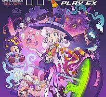 Hyper Play EX - Priestess Peach by Wil Overton