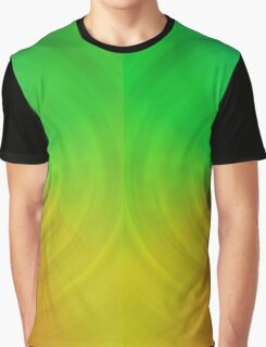 Spinning Colours Graphic T-Shirt