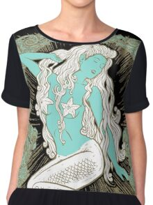 Song of the Siren, Light Chiffon Top