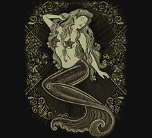 Song of the Siren, Gold Unisex T-Shirt
