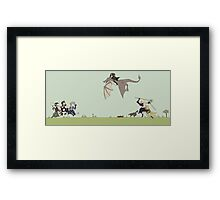 Fire Emblem Awakening Dumb Sons Framed Print